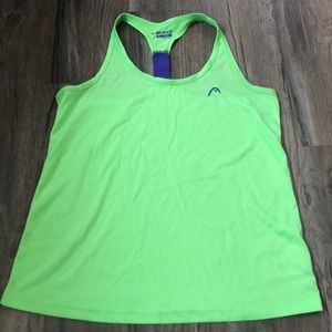 Head Tech Tank Size Medium